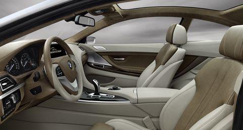 Bmw-6er-8 in Erste Bilder: BMW Concept 6 Series Coupé