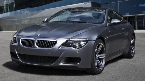 Bmw-m6-coupe in BMW: M6 Coupé und M6 Cabrio gehen in Rente