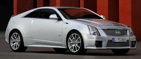 Cadillac-cts in Neustart: Cadillac kommt mit frischen Modellen nach Europa
