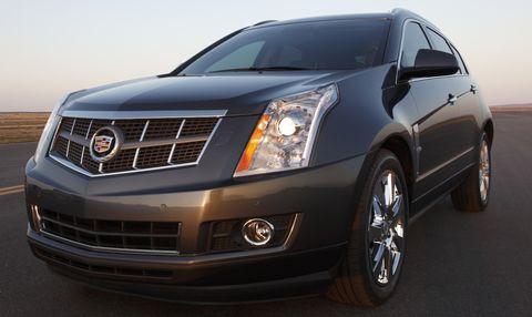 Cadillac-srx in Neustart: Cadillac kommt mit frischen Modellen nach Europa