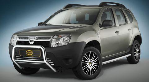 Cobra-dacia-duster in Der Dacia Duster wird bissiger