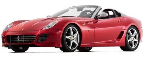 Ferrari-sa-aperta-3 in Ferrari Sa Aperta - limitierter 599 als Roadster