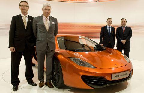Kai-rodovsky-mclaren-hamburg in McLaren Hamburg: Kai Rodovsky präsentiert den MP4-12C