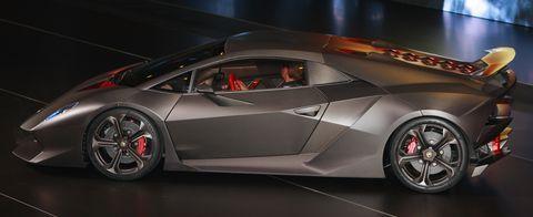 Lambo-sesto-elemento-1 in Lamborghini Sesto Elemento: Unter 1.000 Kilogramm