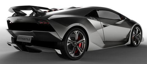 Lambo-sesto-elemento-2 in Lamborghini Sesto Elemento: Unter 1.000 Kilogramm