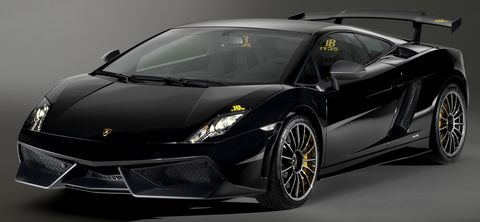 Lamborghini Gallardo Lp570-4 Blancpain Edition1 in Best of the best: Lamborghini Gallardo LP570-4 Blancpain Edition