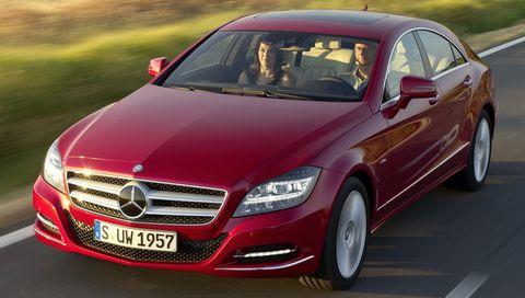 Mb-cls-1 in Ab Neujahr rollt der Mercedes-Benz CLS heran