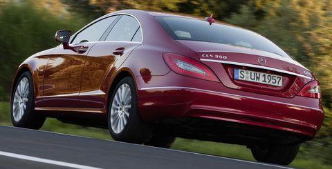 Mb-cls-2 in Ab Neujahr rollt der Mercedes-Benz CLS heran