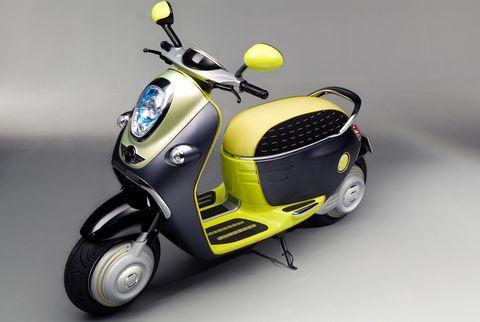 Mini-scooter-e-concept-1 in Auch Mini rollt einen raus: Scooter E Concept