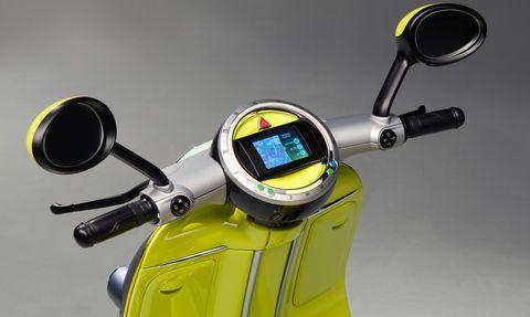 Mini-scooter-e-concept-3 in Auch Mini rollt einen raus: Scooter E Concept