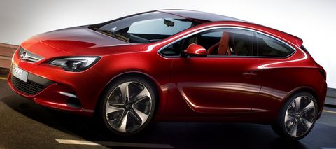 Opel-gtc-1 in Concept Car: Opel GTC Paris kommt mit 290 PS