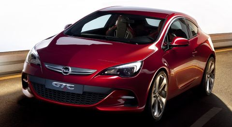 Opel-gtc-3 in Concept Car: Opel GTC Paris kommt mit 290 PS
