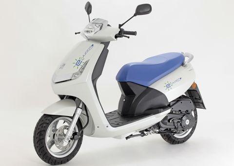 Peugeot-e-vivcity in Elektroroller: Peugeot präsentiert E-Vivacity