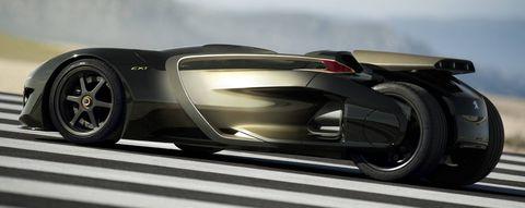 Peugeot-ex1-2 in Peugeot EX1: 2-sitziger Roadster mit futuristischem Design