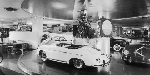 Porsche-356-2 in 60 Jahre Porsche in Amerika