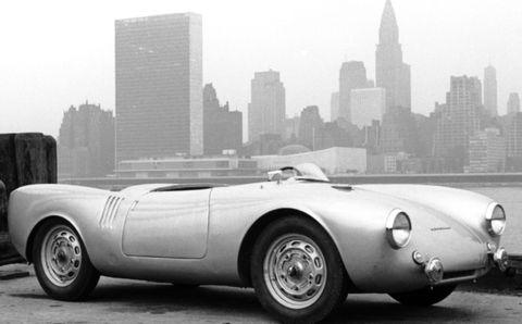 Porsche-356-3 in 60 Jahre Porsche in Amerika