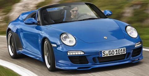 Porsche-911-speedster-31 in Porsche Speedster: Enthüllung vom neuen Vorstandsvorsitzenden Matthias Müller