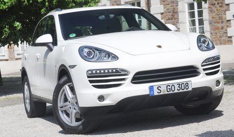 Porsche-cayenne-v6-diesel in