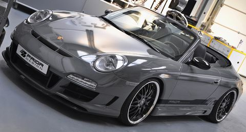 Prior-design-996-997-1 in Porsche 996/997: Prior Design setzt auf Metamorphose