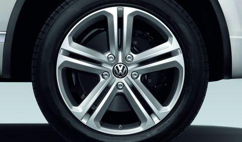 R-line-2 in Volkswagen Touareg mit R-Line Ausstattung