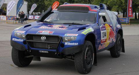Race-touareg-3-1 in Volkswagen Race Touareg 3: Erste Generalprobe