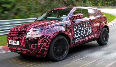 Range-rover-evoque1 in Range Rover Evoque mit offizieller Premiere
