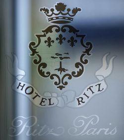 Ritzparis in Ritz Paris: Luxus trifft Luxus