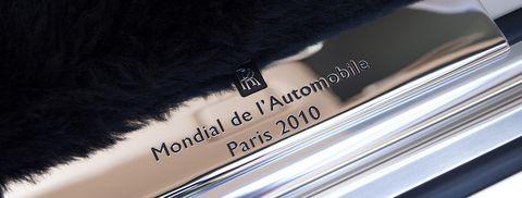 Rolls-royce-einstiegsleisten in Rolls-Royce veredelt jetzt ab Werk