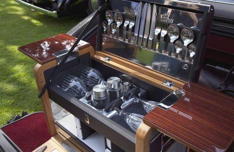 Rolls-royce-picknick-2 in Rolls-Royce veredelt jetzt ab Werk