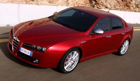 Alfa Romeo 159 1 in Alfa Romeo 159: Minipreis - Gewaltiger Preissturz beim 200-PS-Benziner