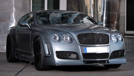 Anderson Bentley Continental GT Supersports 2 in