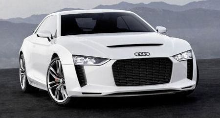 Audi Quattro Concept 2 in Audi Quattro Concept: Die moderne Wiedergeburt einer Legende