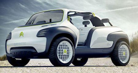 Citroen Lacoste 2 in Citroën Lacoste: Eine Ode an das lässig-raffinierte Leben