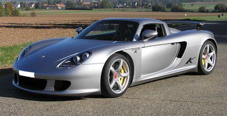 Kubatech Porsche Carrera GT 2 in Kubatech Porsche Carrera GT: Der späte Schrei nach Leistung