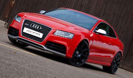 MTM Audi RS5 2 in MTM Audi RS5: Neue Orgien bei 303 km/h Spitze