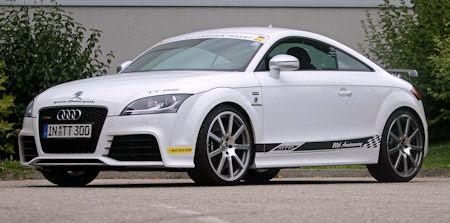 MTM Audi TT RS 2 in MTM Audi TT RS: Das neue 312 km/h Geschoss
