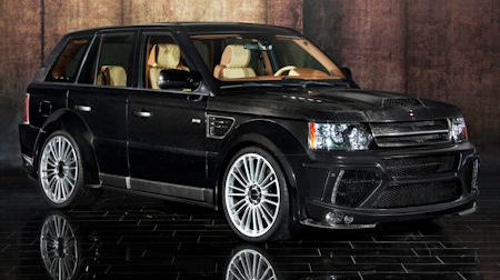 Mansory Range Rover Sport 2 in
