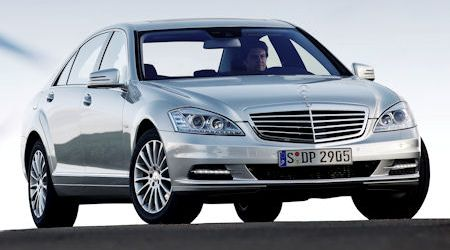 Mercedes S 250 CDI BlueEfficiency 2 in Mercedes S 250 CDI BlueEfficiency: Der große CO2-Champion