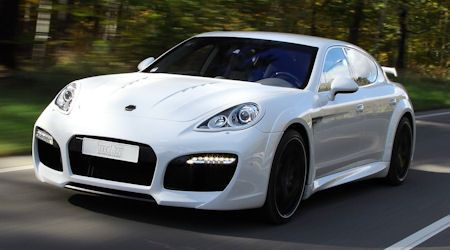 TechArt Porsche Panamera GrandGT 2 in