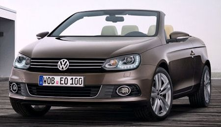 VW Eos 2 in