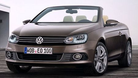 VW Eos Exclusive 2011 2 in