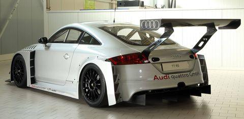 Audi-tt-rs-3 in Prototyp: Audi TT RS wird getestet