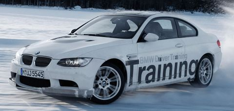 Bmw-wintertraining-1 in Auf zum Gletscher: BMW Snow and Ice Training