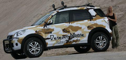 Daihatsu-terios-desert-mouse-concept-car-6 in Daihatsu Terios Desert Mouse: Für Wüste und Asphaltdschungel