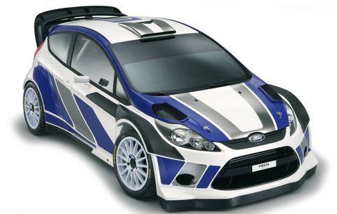 Ford-fiesta-world-rally-car-1 in Weltpremiere: Ford Fiesta RS World Rally Car