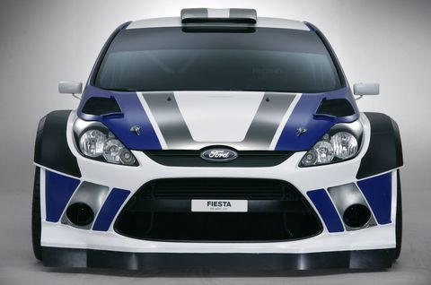 Ford-fiesta-world-rally-car-3 in Weltpremiere: Ford Fiesta RS World Rally Car