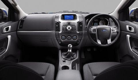 Ford-ranger-2 in Weltpremiere für den neuen Ford Ranger