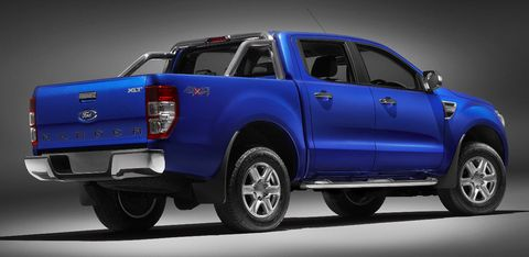 Ford-ranger-3 in Weltpremiere für den neuen Ford Ranger