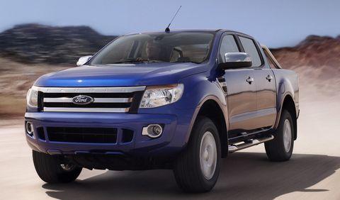 Ford-ranger-4 in Weltpremiere für den neuen Ford Ranger