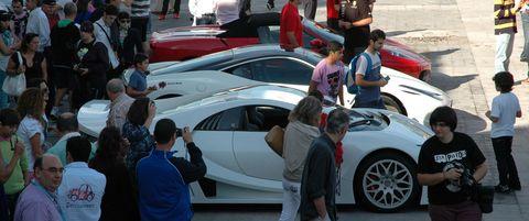 Gta-spano-2 in Neue Bilder: GTA Spano bei der Super Sportscars in Cantabria